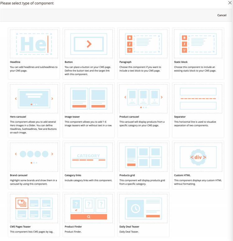 Magesuite Page Builder/ Content Constructor