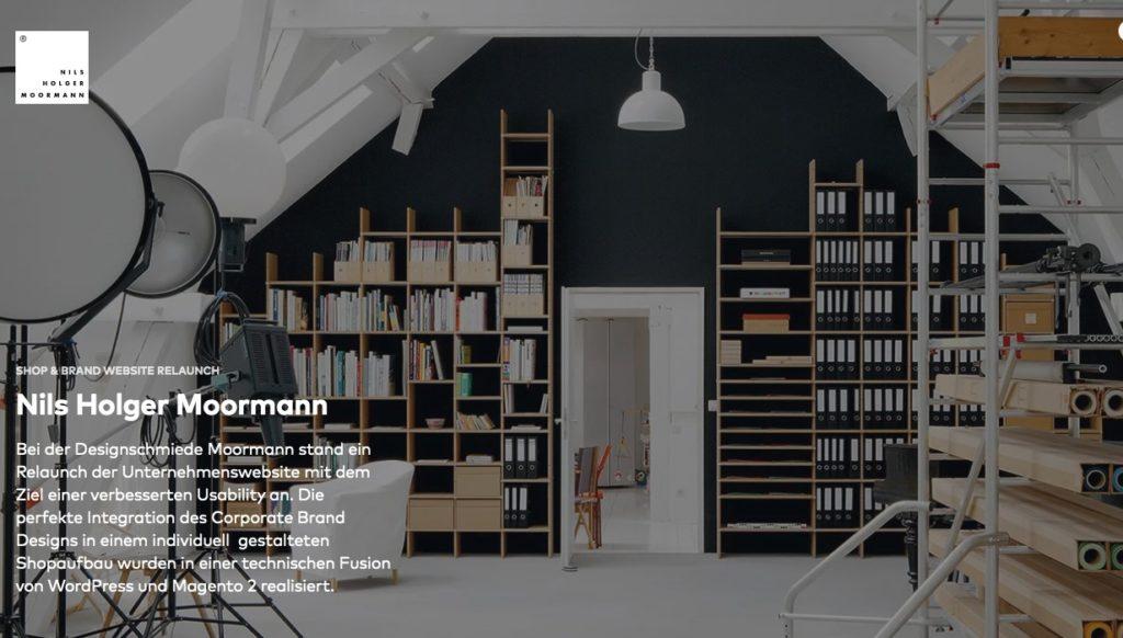 Moormann Website Relaunch Checkliste