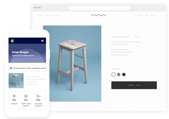 Shopify imm Webshop Vergleich